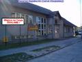 Dworzec Autobusowy w Sępólnie Krajeńskim (reklama przy ul.Chojnickiej)